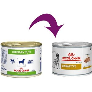 Royal Canin Cães Urinary S/O Wet Lata 200G