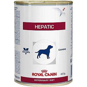 Royal Canin Cães Hepatic Wet Lara 420GR