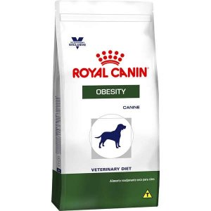 Royal Canin Canine Veterinary Diet Obesity para Cães Adultos 10,1KG