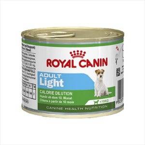 Royal Canin Cães Mini Adulto Light Wet Lata 195GR