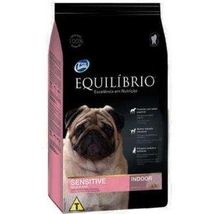 EQUILÍBRIO CÃES SENSITIVE SMALL BREEDS 2KG
