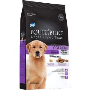 EQUILÍBRIO RAÇA ESPECÍFICA GOLDEN RETRIEVER ADULTO 12KG