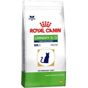 Royal Canin Gatos VDF Urinary High Dilution 1,5Kg