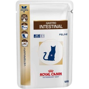 Sachê Royal Canin Gatos Diet VDF Gastro Intestinal Wet 100Gr