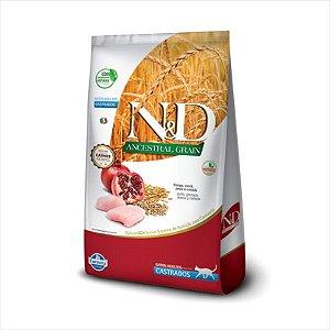 N&D Ancestral Grain Gato Castrado Frango 1,5KG