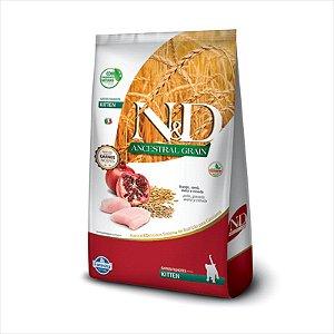 N&D Ancestral Grain Frango Gatos Filhotes 1,5KG