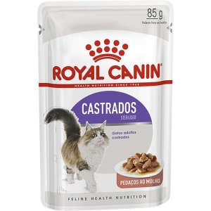 Royal Canin Gatos Sterilised Wet 85Gr