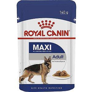 Sachê Royal Canin Cães Maxi Adulto 140Gr