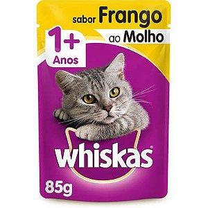 WHISKAS SACHE FRANGO - 85G