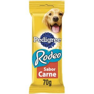 PEDIGREE RODEO CARNE 4 STICKS 70G