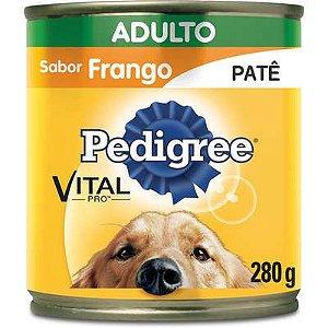 PEDIGREE LATA FRANGO PATE 280G
