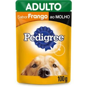 PEDIGREE SACHE ADULTO FRANGO 100G