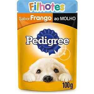 PEDIGREE SACHE FILHOTES FRANGO 100G