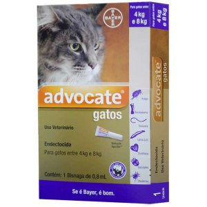 Advocate Cat 1 x 0,8 ML 4 A 8Kg