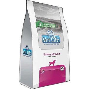 Vet Life Natural Urinary Struvite para Cães Adultos com Distúrbios Urinários 2KG