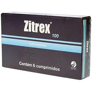 Zitrex 100 Mg