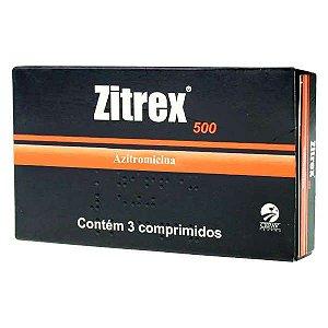 Zitrex 500 Mg