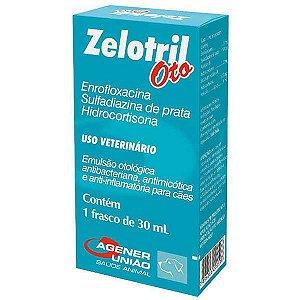 Emulsão Otológica Zelotril Oto - 30ML