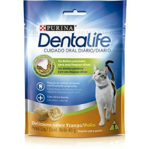 PURINA DENTALIFE GATOS 40G