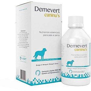 Suplemento Alimentar Avert Demevert Caninus 240ML
