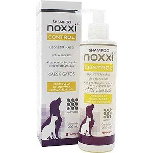 Shampoo Noxxi Control Avert para Cães e Gatos 200ML