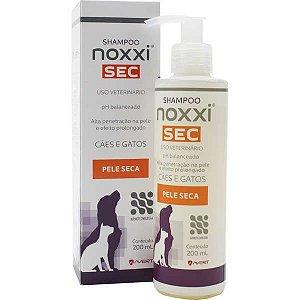 Shampoo Noxxi SEC Avert para Cães e Gatos 200ML