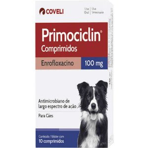 Primociclin 100 Mg 10 Comp