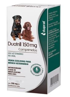 Antimicrobiano DuoTrill 150 MG