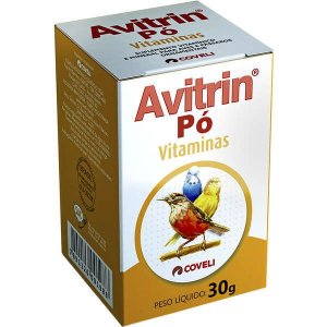 Avitrin Complexo Vitamínico Pó 30G