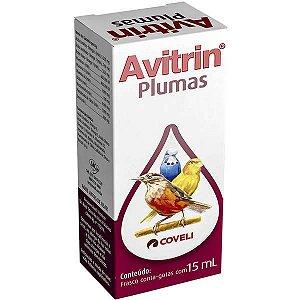 Avitrin Plumas Para Pássaros 15 ML