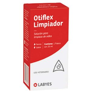 Otiflex Limipador 25 ML