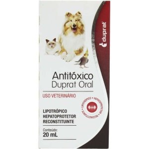 Antitóxico Duprat Oral 20ML