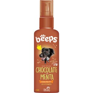 Deo Colônia Beeps Body Splash Pet Society Chocolate com Menta 120ML