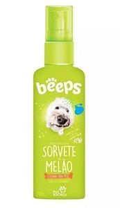 Perfume Beeps Sorvete de Melão para Cães e Gatos 120ML