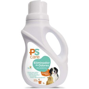 PS Care Eliminador de Odores Pet Society 1L