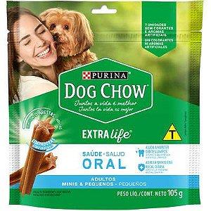 DOG CHOW ORAL MINI PEQUENO 105G