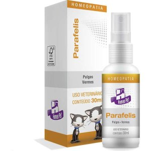 Sistema de Terapia Real H Homeo Pet Parafelis 30ML