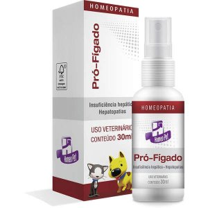 Sistema de Terapia Real H Homeo Pet Pró-Fígado 30ML
