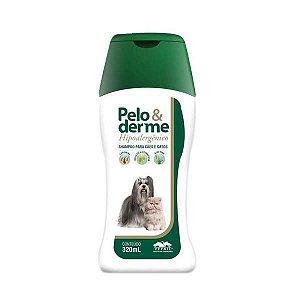 Shampoo Pelo e Derme Hipoalergenico