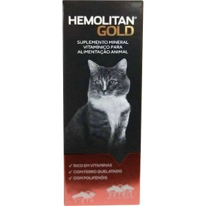 Hemolitan Gold 60 ML