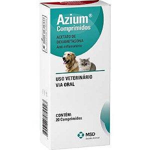 AZIUM 20 COMPRIMIDOS - 5MG