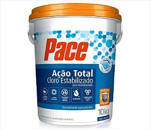 Cloro Granulado Pace Acao Total 10 KG