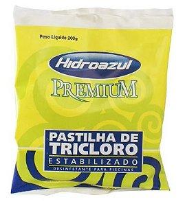 Pastilha Premium Hidroazul Tricloro Estabilizado 200GR