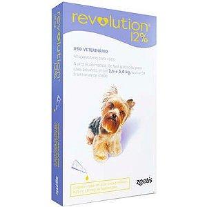 REVOLUTION 12% 25ML - 2,6-5KG - ROXO