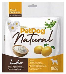 Biscoito Pet Dog Indoor 150G