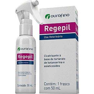 Cicatrizante Ourofino Regepil 50ML