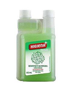Desinfetante Bactericida Higiena Herbal 500ML