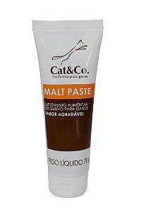Suplemento Mundo Animal Cat & Co. Malt Paste para Gatos 70G