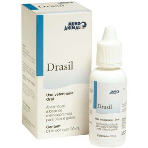 Antiemético Mundo Animal Drasil 20ML