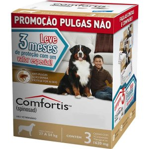 Comfortis 27 A 54 Kg - Combo